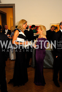 Kristen Olson, Honor Ingersoll, Corcoran Ball, April 20, 2012, Kyle Samperton
