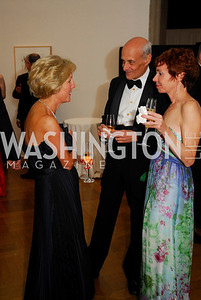 Molly Rolandi, Michael Chertoff, Meryl Chertoff, Corcoran Ball, April 20, 2012, Kyle Samperton