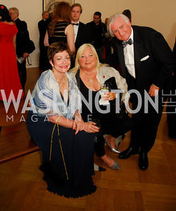 Hon. Ellen Tauscher, Countess de la Haye-Saint Hillaire, Count de la Haye-Saint Hillaire, Corcoran Ball, April 20, 2012, Kyle Samperton