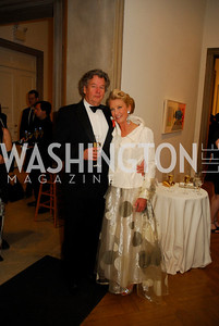 Marston Luce,Deborah De Gorter, Corcoran Ball, April 20, 2012, Kyle Samperton