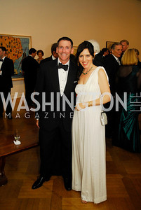 Steve Smith, Nora Maccoby, Corcoran Ball, April 20, 2012, Kyle Samperton