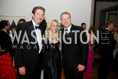 Tommy Maddox, Kelly Kelley, Michael Kelley, Corcoran Ball, April 20, 2012, Kyle Samperton