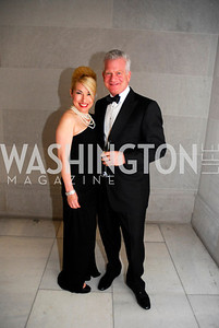 Jan Glazer, William Herman, Corcoran Ball, April 20, 2012, Kyle Samperton