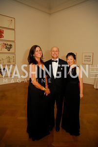 Jill Howe, Tony Otten, Janice Kim, Corcoran Ball, April 20, 2012, Kyle Samperton