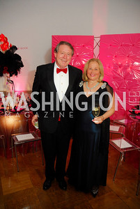 Greg Golubin, Cindy Golubin, Corcoran Ball, April 20, 2012, Kyle Samperton