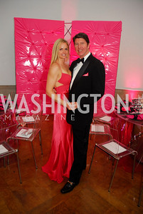 Sharon Bradley, Bruce Bradley,  Corcoran Ball, April 20, 2012, Kyle Samperton