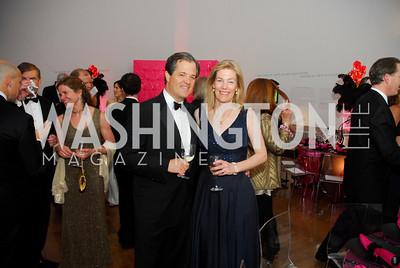 Simon Sidamon Eristoff, Nancy Sidamon Eristoff, Corcoran Ball, April 20, 2012, Kyle Samperton