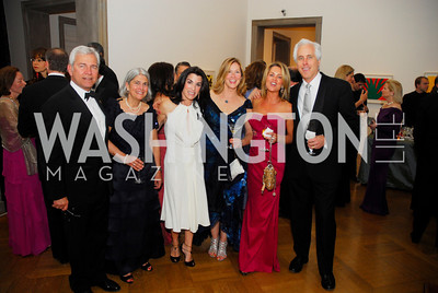 Rob Quartel, Michael English, Traci Bernstein, Carol Boochever, Jocelyn Hills, Steve Hills, Corcoran Ball, April 20, 2012, Kyle Samperton