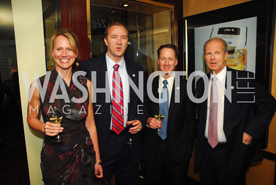 Alyce Ferneback,Ian Norris,Tom Henneberg,Michal Cohan,March 1,2012,Courage and Compassion Award Dinner at Cafe Milano,Kyle Samperton