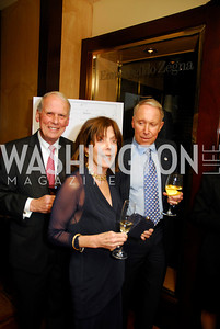 Walter Cutler,DiDi Cutler,James Kimsey,March 1,2012,Courage and Compassion Award Dinner at Cafe Milano,Kyle Samperton