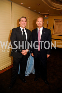 David Gorodetski,Michael Cohan,March 1,2012,Courage and Compassion Award Dinner at Cafe Milano,Kyle Samperton