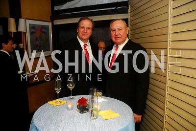 Frederick Kemper,Charles Wald,March 1,2012,Courage and Compassion Award Dinner at Cafe Milano,Kyle Samperton