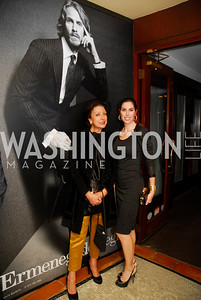 Aniko Gaal Schott,Amy Baier,March 1,2012,Courage and Compassion Award Dinner at Cafe Milano,Kyle Samperton