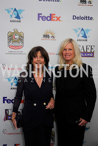DiDi Cutler,Susan Blumenthal,March 1,2012,Courage and Compassion Award Dinner at Cafe Milano,Kyle Samperton