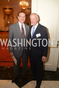 DC Vote Held their annual Champions For Democracy Award Gala at the Mayflower Hotel. This year was hosted by Cokie Roberts, and honored Bruce Spiva, Thomas Boggs, and Julian Bond.  Photo by Ben Droz.