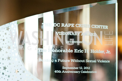 DC Rape Crisis Center holds a reception celebrating their 40th Anniversary at Reed Smith.