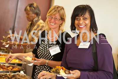 Denise Gray, Betty Brown-Alsobrooks,  DC Rape Crisis Center holds a reception celebrating their 40th Anniversary at Reed Smith.