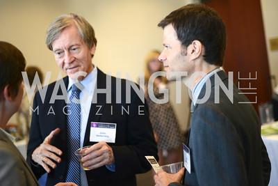 John Stoltenberg, Joe Hamilton, DC Rape Crisis Center celebrates 40 years at Reed Smith.