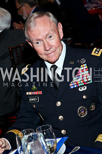 Joint Chiefs of Staff Chairman General Martin Dempsey. Eighth Annual Tribute to the United States Coast Guard. Photo by Tony Powell. Building Museum. June 12, 2012