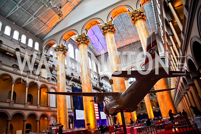 Eighth Annual Tribute to the United States Coast Guard. Photo by Tony Powell. Building Museum. June 12, 2012
