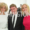Linda Daschle, John Page, Jill Daschle. Dior and Elle had a cocktail party, hosted by Linda and Jill Daschle, to support N Street Village.  May 10, 2012.  Photo by Ben Droz
