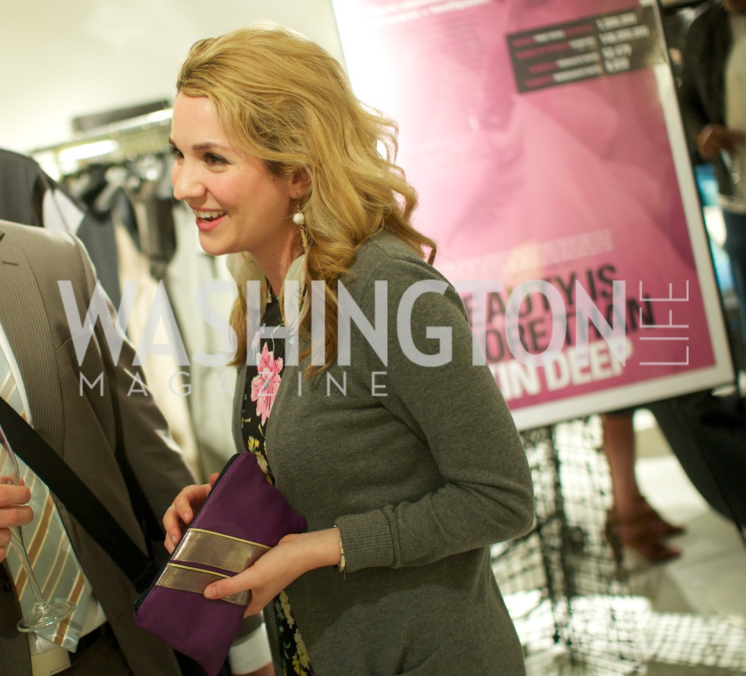 Environmental Working Group hosts an Earth Day reception, with Washington Life Magazine.