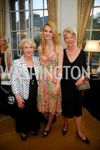 Rebecca Adams,Hillary Holt,Cheryl Holt,March 23,2012,Evening In Wonderland at the Washington Club,Kyle Samperton