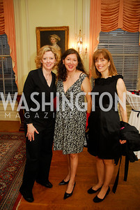 Elizabeth Pinkertor,Loretta Greene,Vickie Ladt,March 23,2012,Evening In Wonderland at the Washington Club,Kyle Samperton