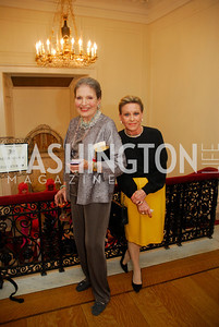 Cyd Evereitt,Vibeke Lofft,March 23,2012,Evening In Wonderland at the Washington Club,Kyle Samperton