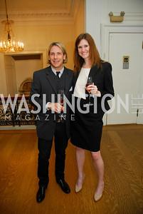 Marc Cipullo,Abby Olson,March 23,2012,Evening In Wonderland at the Washington Club,Kyle Samperton