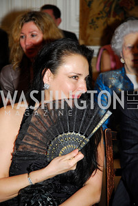 Rhoda Septicili,March 23,2012,Evening In Wonderland at the Washington Club,Kyle Samperton