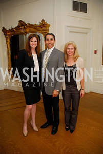 Abby Olson,Arthur Espinoza,Susan Hefferin,March 23,2012,Evening In Wonderland at the Washington Club,Kyle Samperton
