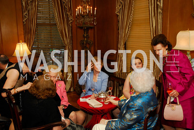 Evening In Wonderland at the Washington Club,March 23,2012,Kyle Samperton