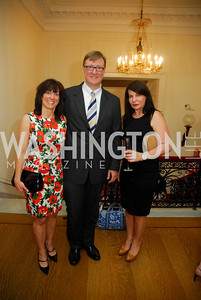 Randi Orava,Steve Orava,Anna Trone,March 23,2012,Evening In Wonderland at the Washington Club,Kyle Samperton
