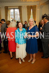 Sharon Whitehouse,Corie Stewart,March 23,2012,Evening In Wonderland at the Washington Club,Kyle Samperton