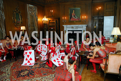 Evening In Wonderland at the Washington Club,March 23,2012,,Kyle Samperton