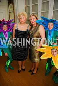 Galina Zaytsevy,Linda White,March 23,2012,Evening In Wonderland at the Washington Club,Kyle Samperton