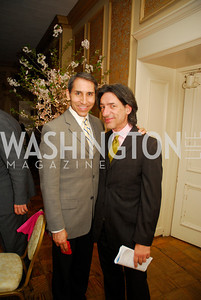 Arthur Espinoza,Septime Webre,March 23,2012,Evening In Wonderland at the Washington Club,Kyle Samperton