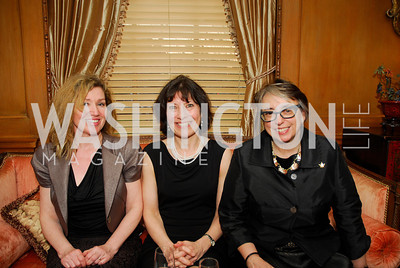 Michelle Simoneau,Nancy Clifford,Deanna Horton,March 23,2012,Evening In Wonderland at the Washington Club,Kyle Samperton