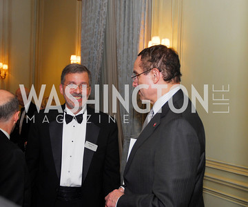 Robert Cane,Mayor Vincent Gray,,March 29,2012 ,Focus at Meridian ,Kyle Samperton