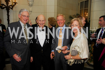 Ken Woodcock,Malcolm Peabody,Dennis Blake,Eileen Blake,March 29,2012 ,Focus at Meridian ,Kyle Samperton