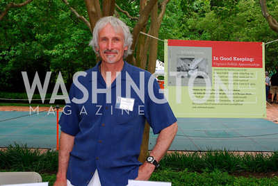 David Bearinger,May 20, 2012,A Family Afternoon : An Event for The Virginia Foundation for The Humanities,Kyle Samperton