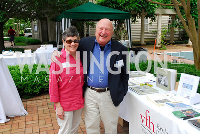 Ann Foard,Doug Foard,May 20, 2012,A Family Afternoon : An Event for The Virginia Foundation for The Humanities,Kyle Samperton