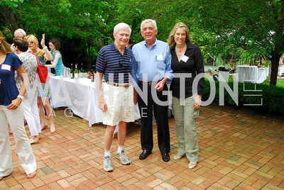 Fred Malek, Rob Vaughn,Michelle Olson,May 20, 2012,A Family Afternoon : An Event for The Virginia Foundation for The Humanities,Kyle Samperton
