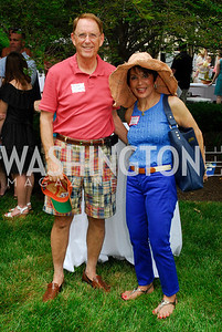 Alan Chase,Diane Chase,May 20, 2012,A Family Afternoon : An Event for The Virginia Foundation for The Humanities,Kyle Samperton