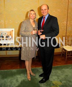 Paulina Gandalovic,Amb .Petr Gandalovic,November 7,2012,Farewell to the Fujisakis,Kyle Samperton