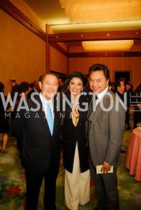 Amb.  Ichiro Fujisaki, Rosa Djalal,Amb.Dino Djalal,November 7,2012,Farewell to the Fujisakis,Kyle Samperton