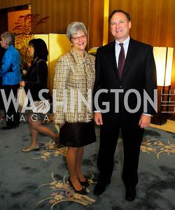 Matha Ann Alito,Justice Samuel Alito,November 7,2012,Farewell to the Fujisakis,Kyle Samperton