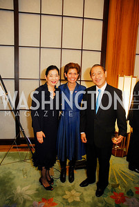 Yoriko Fujisaki, Capricia Marshall,Amb.Ichiro Fujisaki,November 7,2012,Farewell to the Fujisakis,Kyle Samperton