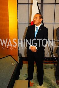Amb.  Ichiro Fujisaki,November 7,2012,Farewell to the Fujisakis,Kyle Samperton